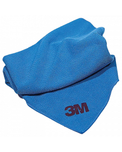 3M Microfiber Cloth (10 pcs) BLUE
