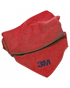3M Microfiber Cloth (10pcs) RED