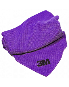 3M Microfiber Cloth (10pcs) Purple