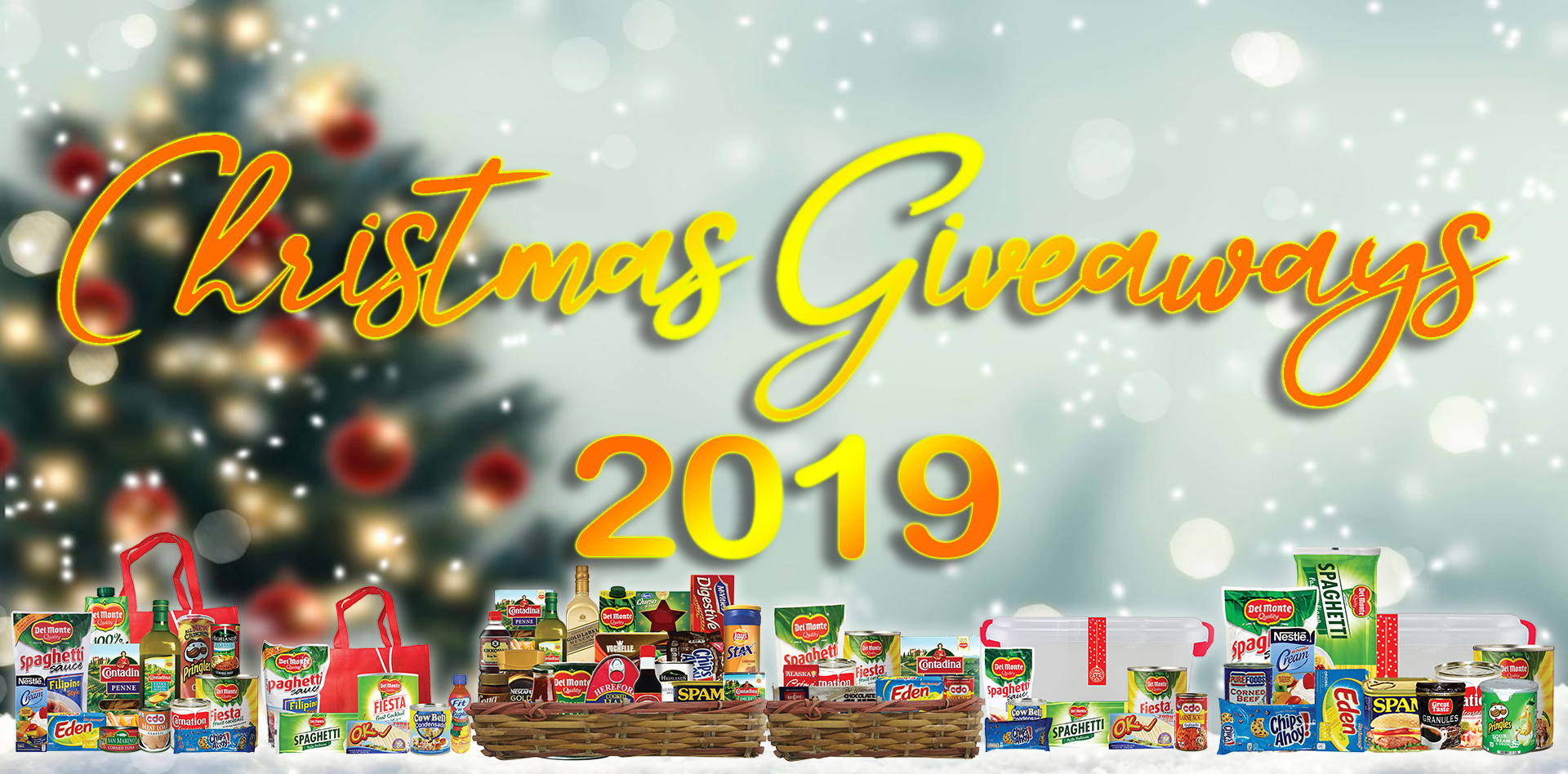 Christmas Giveaways 2019.Home